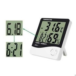 HTC-1 Temperature Clock