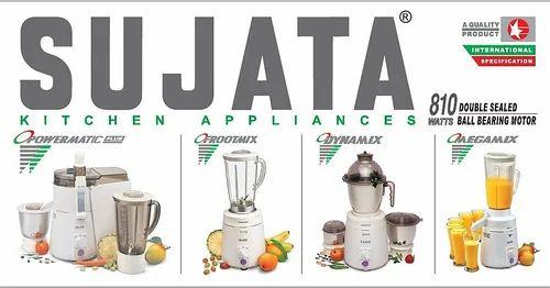 Sujata Mixer Grinder Sujata Appliances Retailer From Chennai