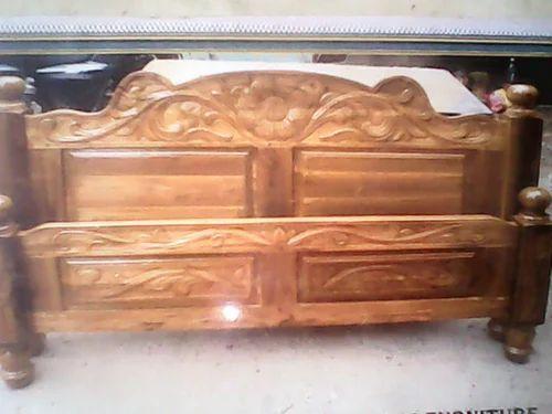 Carving Teak Wood Sofa Set