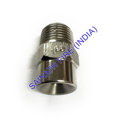 Stainless Steel Full Cone Nozzle