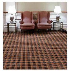 Harisons PVC Designer Floor Carpet, For Hotel