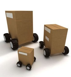 Commercial Goods Shifting Service