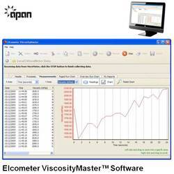 Elcometer Viscosity Master Software
