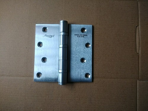Door Hinges - SS W Type Hinges Manufacturer from Rajkot