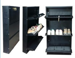 Metal Slim Shoe Rack