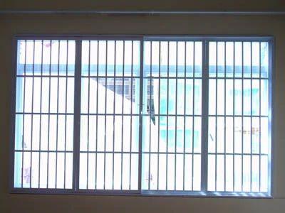 Aluminium Grill Aluminium Window Grill Manufacturer From