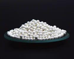 Spherical White Zirconium Beads (zirconia Alumina Composite Beads)- Zal-27 And Zal-32