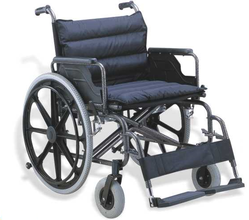 Deluxe Wheelchair