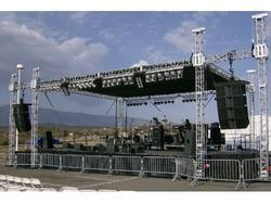 Water Proof Stage Truss