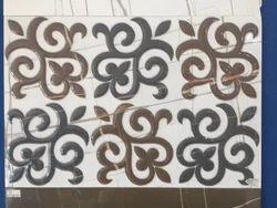 Vasudev Granites Decor Ceramic Wall Tiles, Thickness: 10 mm, Size: 300mm X 600mm