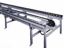 Drag Chain Pallet Conveyor