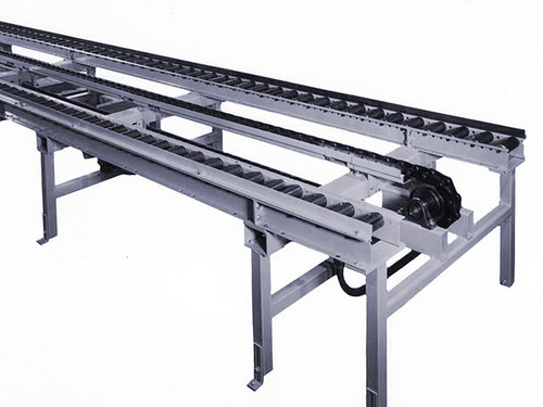 Industrial Conveyor - Drag Chain Pallet Conveyor