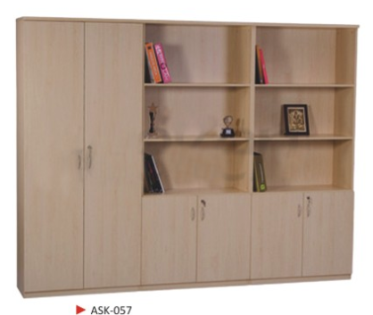 Modular Wooden Storage Cabinets At Rs
