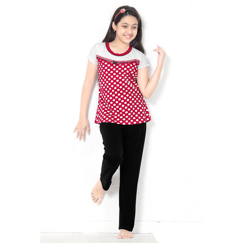 dda02a31b7 Baby Girl Night Suits at Rs 320  piece(s)