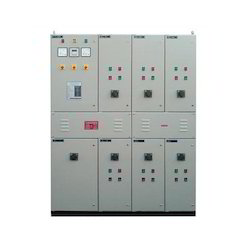 Upto 440 Volt Three Phase Capacitor Control Panel, IP Rating: IP 65, for Generator