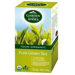 Organic Tea Packaging Box