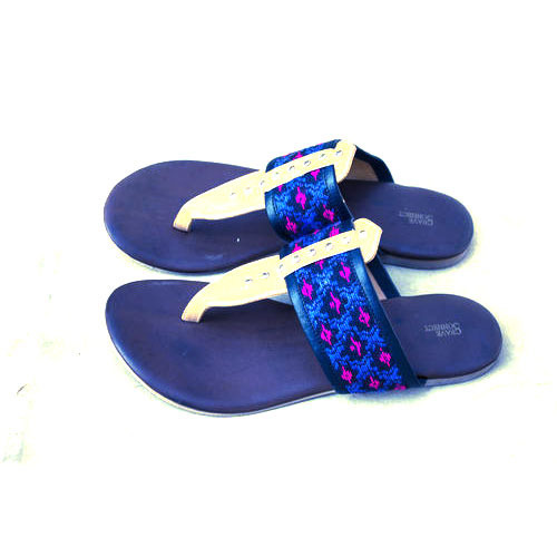 Client Specific Multicolor PU Slipper