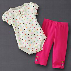 Party Wear Cotton Baby Outfits