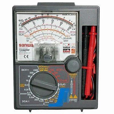 Sanwa Multimeter Warranty 1 Year Rs 750 Meter Prakash
