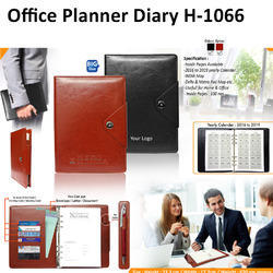 Office Planner Diary Big Size H-1066