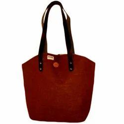 Jute Side Bag