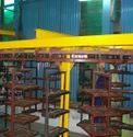 Semi Automatic Fan Testing Overhead Conveyor