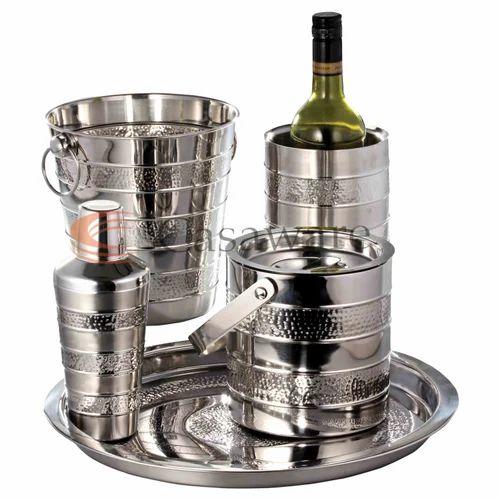 Stainless Steel Barware Stainless Steel Barware Set