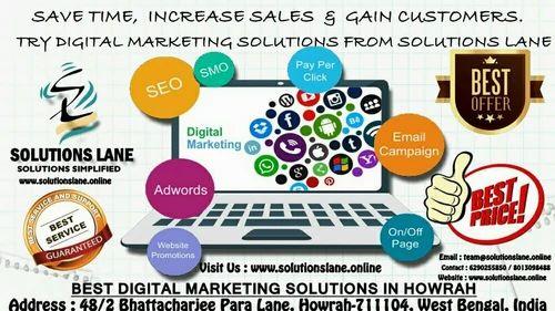 Digital Marketing Services in Santragachi, Howrah | ID
