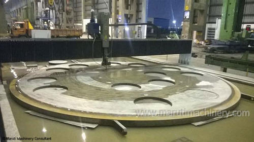 Miscellaneous Machinery Large Capacity Waterjet Abrasive