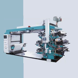 XL Plastics Stainless Steel Flexo Printing Machine