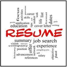 content resume writing services - Resume Writing