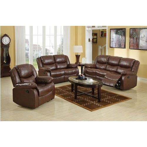 Outstanding Wave Recliner Sofa Set Pabps2019 Chair Design Images Pabps2019Com