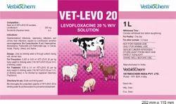 Vet - Levo 20 Veterinary Medicine