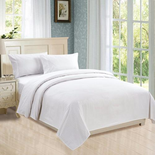 Superieur White Bedsheet