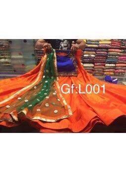14939c38b2 Georgette Designer Navratri Chaniya Choli, Rs 2599 /piece | ID ...
