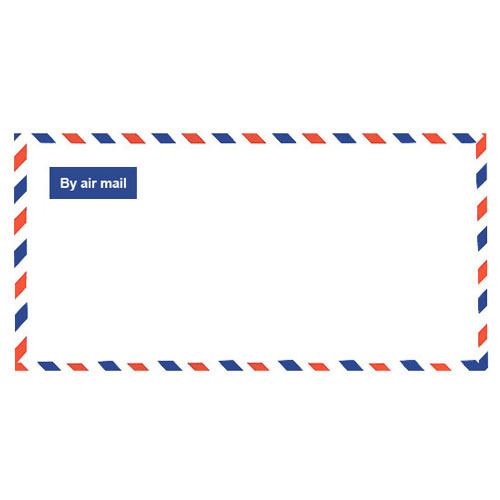 air mail envelope at rs 1 no s packaging envelopes id 12379368648
