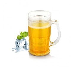 Liquid Filled Beer Mug