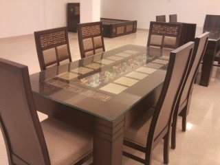 Fancy Dining Table & Fancy Dining Table at Rs 40000 /set(s) | New Delhi | ID: 11490422330