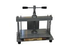 A/4 Book Press Machine