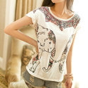 Ladies Casual T Shirt