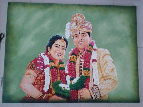 Marriage Gift for Couple - Portrait