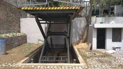 Hydraulic Car Lifter