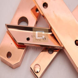 Copper Fabricated Bus Bars