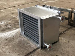Heat Exchanger For Fluid Bed Drier