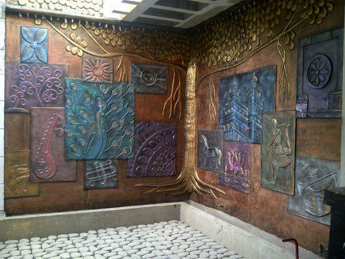 Decorative Wall Mural at Rs 50000 /piece | R. S. Puram | Coimbatore ...