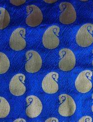 Banarasi Jacquard Fabric Mango
