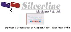 Clopilet A 150 Tablet