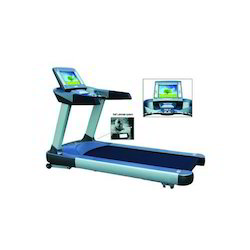 Motorised Commercial Treadmill