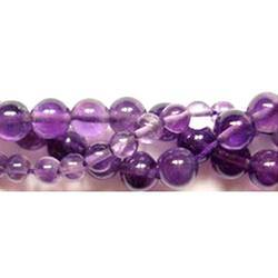 Gemstone Beads Amethyst