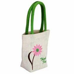 Custom Eco-friendly Jute Bag